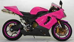 Dark purple but same bike ...i'll take it for a mother's day present in the future ...lol