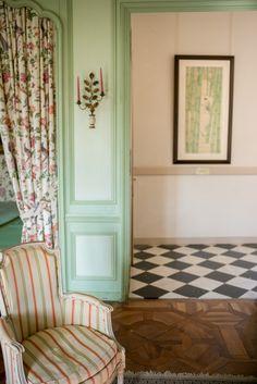 Chateau Villandry, Loire Valley