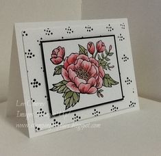 Stampingleeyours: Birthday Blooms Stampin' Up! Occasions Sneak Peek