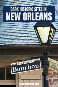 Dark Travel in New Orleans, things to do in New Orleans, Spooky things to do in New Orleans, ghost tours in the French Quarter, things to do in the french quarter New Orleans, French Quarter history, tours in New Orleans, cemeteries in New Orleans, Voodoo history in New Orleans, Marie Laveau's House of Voodoo, Voodoo Queen of New Orleans, things to do in NOLA, wanderingcrystal, haunted places to visit in New Orleans, vampires in New Orleans, St Louis Cemetery No 1 #NewOrleans #DarkTravel…