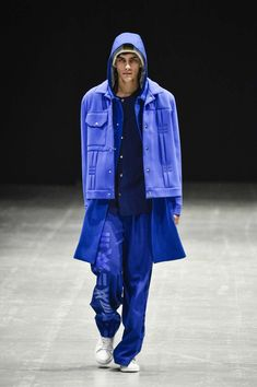 Male Fashion Trends: Via Design Fall-Winter 2017 - Copenhagen Fashion Week