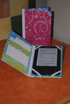 $5 Dollar Challenge Finalist: DIY Kindle Cover