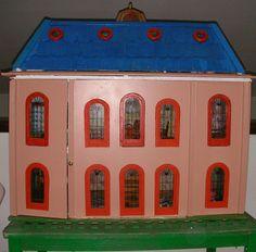 Casa de muñecas infantil
