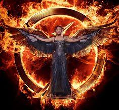 CATCHING FIRE - Mockingjay -Katniss