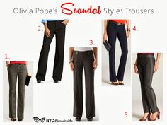 NYC Recessionista: Olivia Pope's Scandal Style