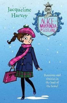 Alice-Miranda in Scotland