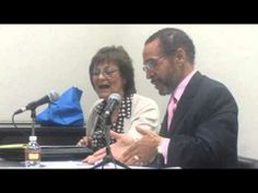 Barbara Prescott and Kenneth Whalum Rag Each Other as They Debate the pre K Sales Tax