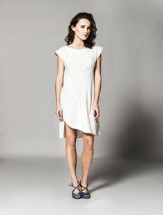 Image of ARAT Dress White