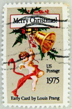 US Stamp -  Christmas
