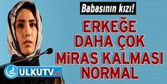 Sümeyye Erdogan'da Babasının Yolunda Tam Gaz !