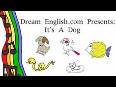 Kid's Animal Song: It's A Dog (+playlist) Free Kids Songs, Classroom Pets, Nursery Rhymes Preschool, Pet Theme, Pet Videos, Pet Vet, Animal Games, Class Room, Songs To Sing