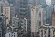 Chongqing - Urban Jungle on Behance