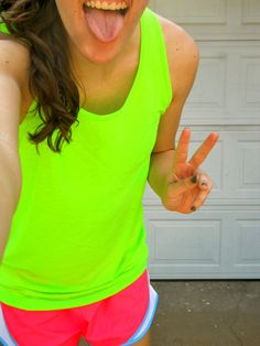 NEON- Love this for practice!!:) <3