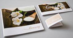 all about Beauty - Corporate Design und Katalog