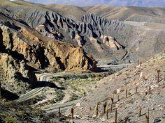 Quebrada del Río Toro