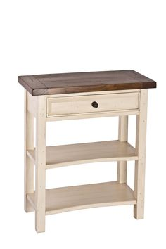 5465-889W Tuscan Retreat® Single Drawer Console Table