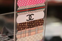 Band-Aids can now be bought designer-branded — see a set of Chanel, Louis Vuitton, and Burberry plasters. [High Snobette]