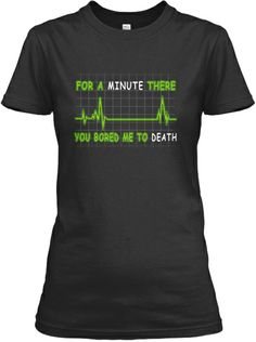 Limited Edition - For a Minute | Teespring