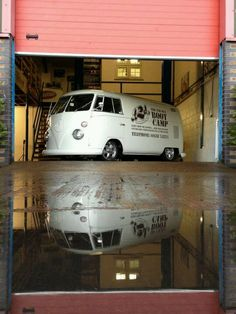1000 images about vw bus on pinterest vw bus volkswagen and buses - Garage volkswagen orleans ...