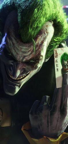 Show your support for the very unfriendly joker Le Joker Batman, Joker Y Harley Quinn, Joker Arkham, Der Joker, Joker Comic, Batman Arkham Series, Joker Images, Joker Pics, Joker Heath