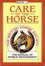 Care of the Horse