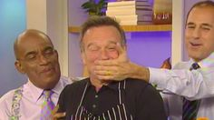 Robin Williams Greatest TODAY Moments | TODAY