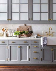 "Love the cabinet ""pulls""!"