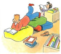 Jojo et le secret de la bibliothécaire - illustration 1