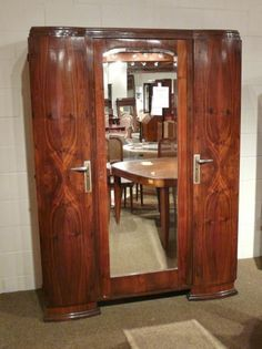 page not found vancouver antiques vintage furniture antique warehouse art deco figured walnut wardrobe vintage