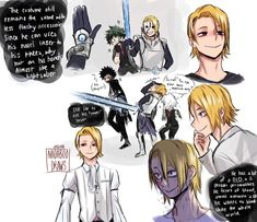 Hey I'm enjoying making Class Villian Au~ (and a little more info about Villain Aoyama) Boko No Hero Academia, Boku No Academia, My Hero Academia Memes, Hero Academia Characters, My Hero Academia Manga, Hero 3, Tumblr, Fan Art, Superhero