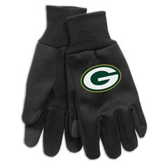 Green Bay Packers Technology Gloves: Green Bay Packers Technology Gloves Cheer on your favourite team with these Green Bay Packers…