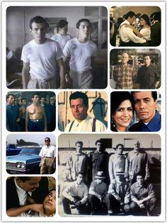 American me. Chicano Movies, Chicano Art, Cholo Art, Gangster Movies, Movie Memes, I Movie, Chicano Studies, Chola Style, American Pride