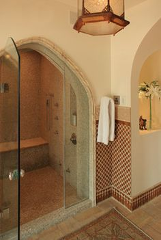 Spanish Colonial - traditional - spaces - phoenix - Wendy Black Rodgers Interiors