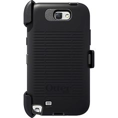 #OtterBox Defender Case for #Samsung Galaxy Note II, Knight Gray/Black $53.99 From #DayDeal