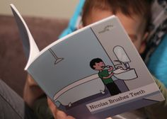 @steppingstories help kids with daily tasks