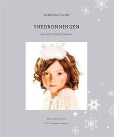 SNEDRONNINGEN - og andre strikkede historier - Strik og broderi - garn, kits og designs i Sommerfuglen