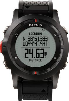 Garmin Fenix Hiking GPS Watch with Exclusive Tracback Feature G Shock Watches, Sport Watches, Watches For Men, Men's Watches, Hamilton Khaki King, Best Smart Watches, Popular Watches, Its A Mans World, Fitness Watch