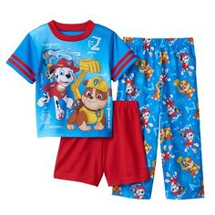 Paw Patrol Toddler Boy Pajama Set