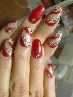 Hot Nail Art Ideas by TARIKISA