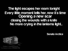 Sonata Arctica lyrics