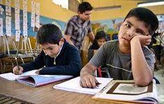 La escuela confunde aburrimiento con aprendizaje.
