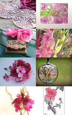 In Bloom by Diane on Etsy--Pinned with TreasuryPin.com
