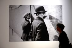 From 26 September 2014 to 25 January 2015, the Ara Pacis Museum of Rome hosts a retrospective exhibition of Henri Cartier-Bresson, curated by Clément Chéroux. This large exhibition is a production of the Pompidou Centre of Paris.