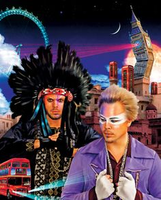 Empire of the Sun - Stopping in Austin on August 1st!
