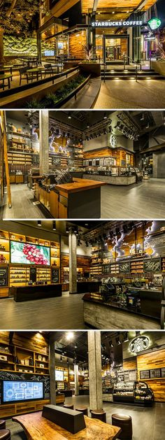 Starbucks's Disneyland Store Is Surprisingly Classy: