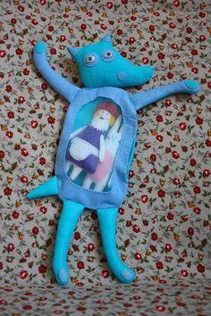 Oksaniko's lovely funny toy.