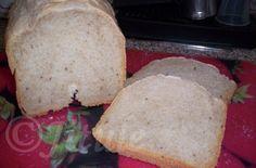 Chleby - Jitulčiny recepty Bread, Food, Meal, Essen, Hoods, Breads, Meals, Sandwich Loaf, Eten