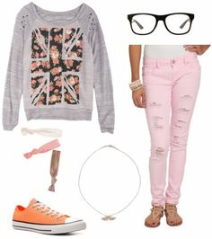 College fashion Ed Sheeran Inspired Outfits
