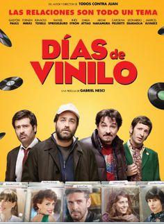 Días de vinilo (2012) Dir. Gabriel Nesci || Otra palomera. Sobre crisis de mediana edad, rock clásico y el sarcasmo bonaerense.