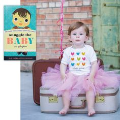 Inexpensive baby shower gifts under 25 choose from a variety of personalized baby gifts book and onesie gift sets negle Gallery